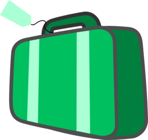 Clip art at clker. Suitcase clipart clip free stock