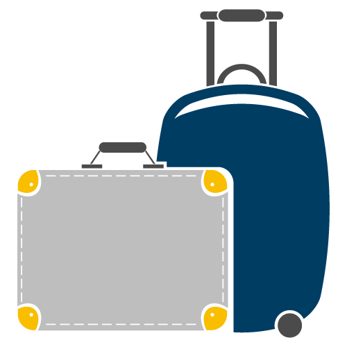 Luggage clip. Png library free download