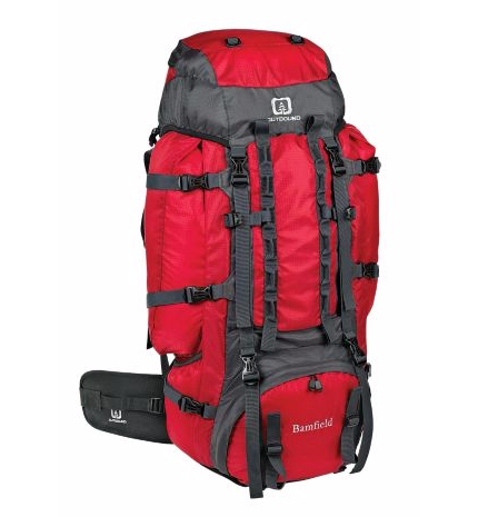 Luggage clip backpack. Gear review outbound expedition