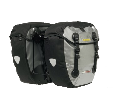 Pannier clip replacement. Tioga waterproof review a