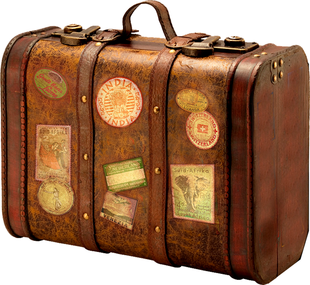 Luggage clip vintage suitcase. Sponsors and sponsorship opportunities