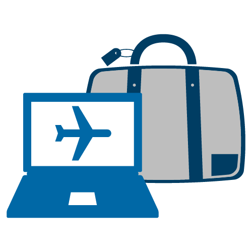 Luggage clipart arrival. Tips for faster security