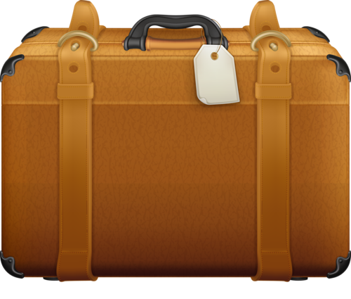 Luggage clipart messy. Png library world