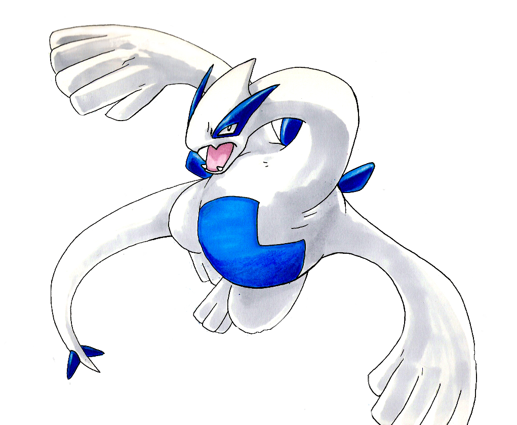 Lugia transparent arceus and. Guardian of the sea