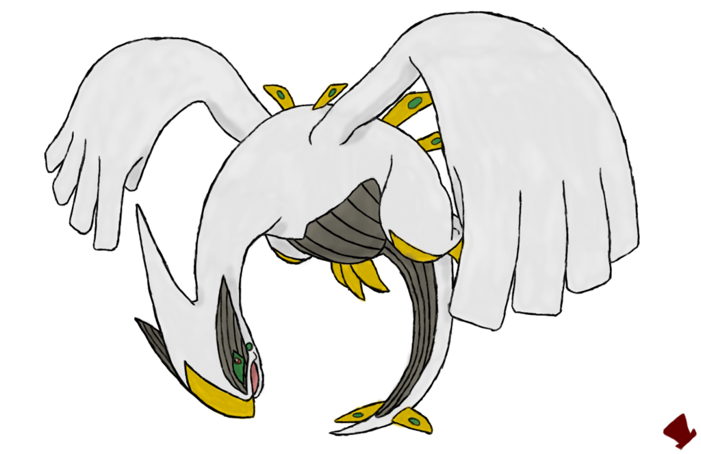 Lugia transparent arceus and. Is an by madhatter
