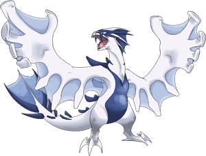 lugia transparent sprite pokemon