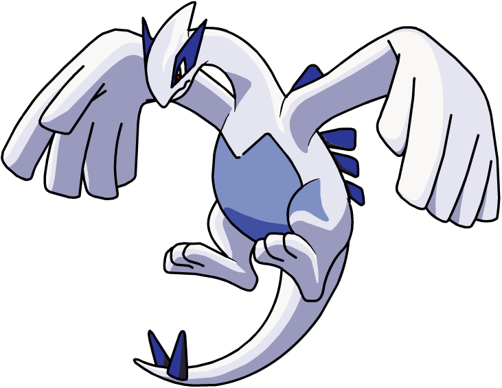Lugia transparent pokemon emerald. Pok mon wiki fandom