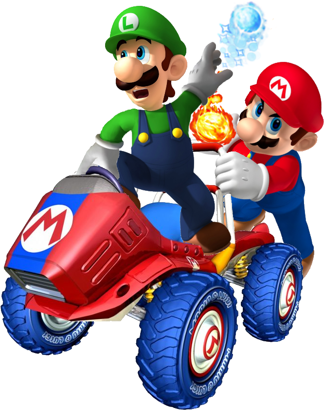 Mario kart double dash png. Download hd image mktr