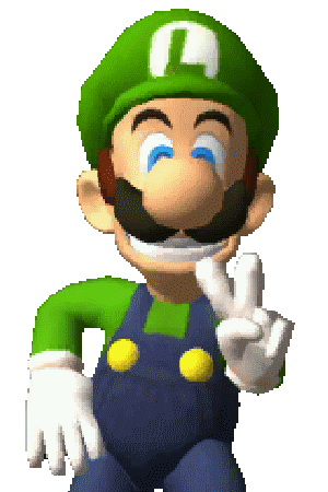 Luigi mansion png. S g rank ending