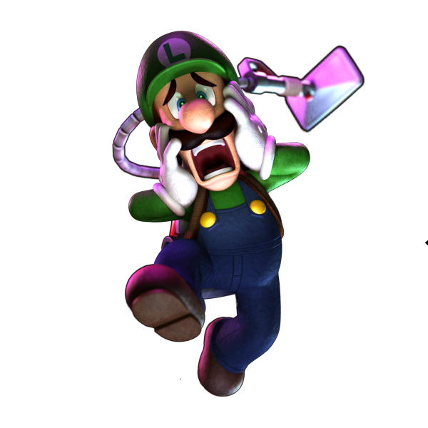 Luigi mansion png. Image luigis dark moon