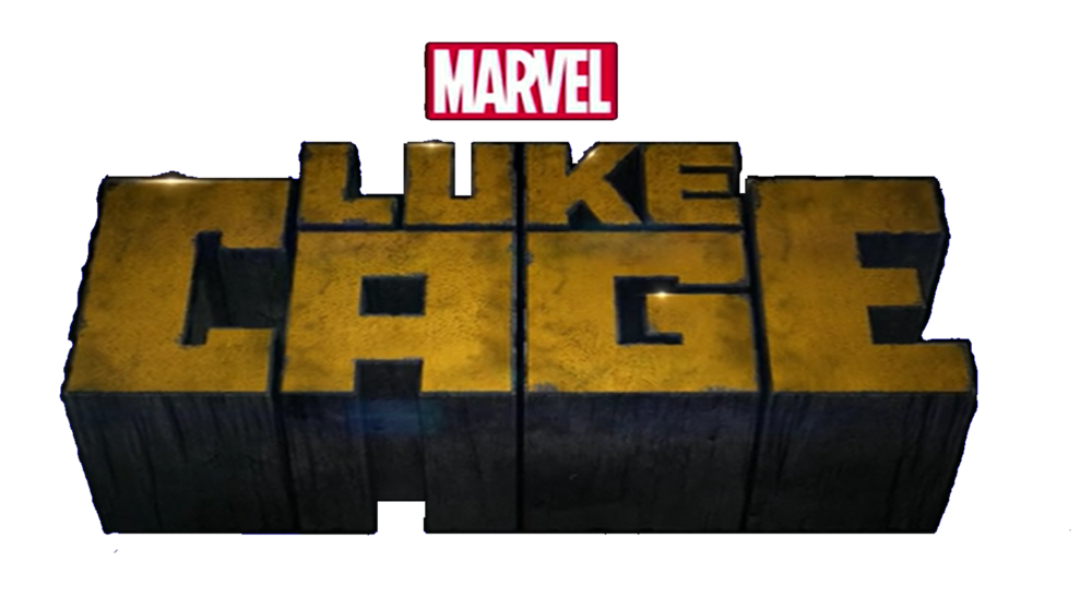 Luke cage logo png. First episode of meets
