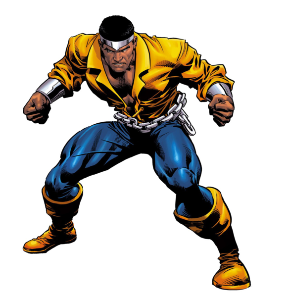 Luke cage png. Official psds share this
