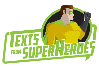 Luke cage text png. Texts from superheroes the