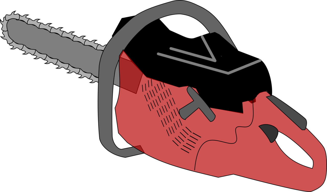Lumberjack clipart. Chainsaw drawing computer icons