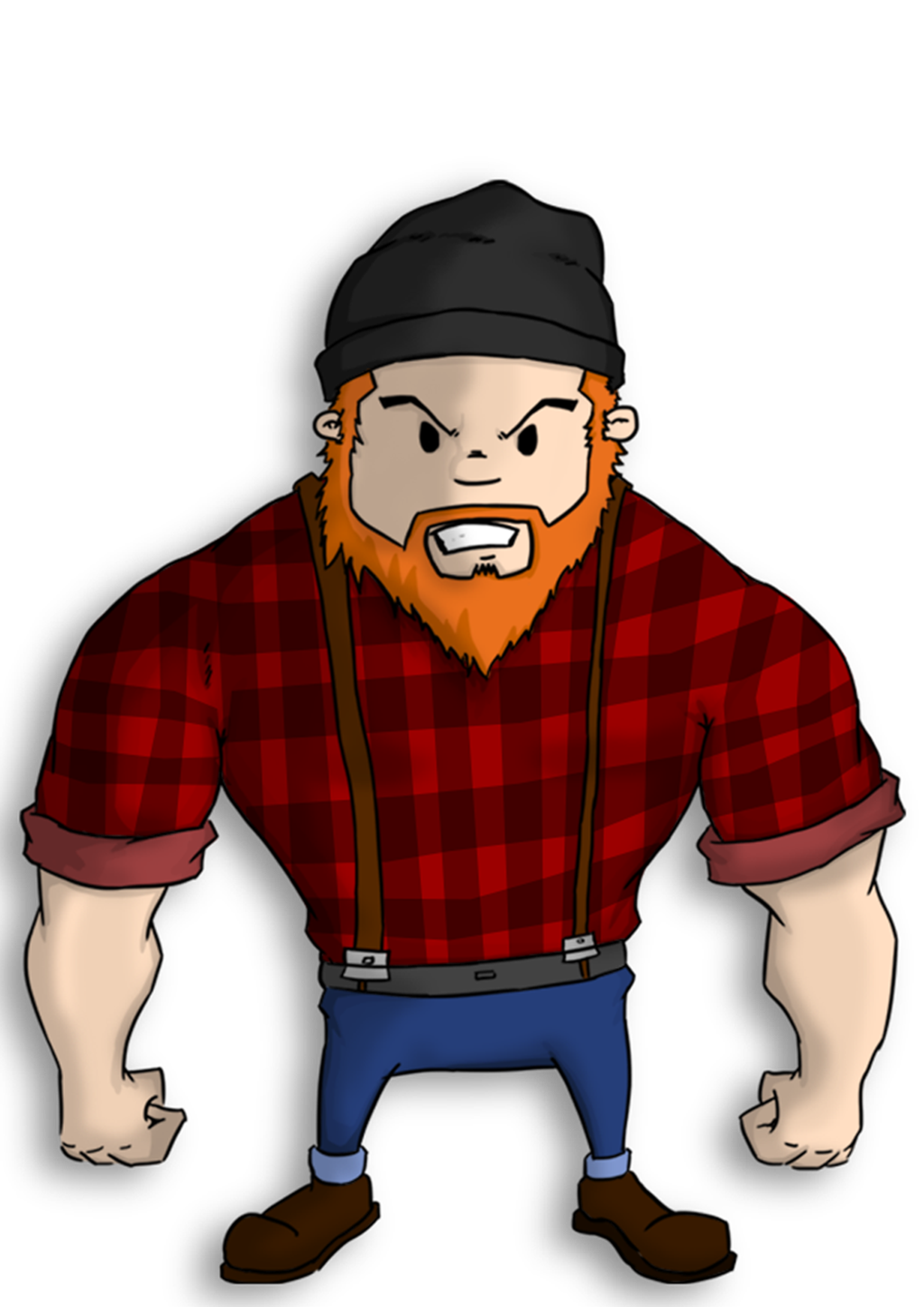 drawing flannel snapback boy