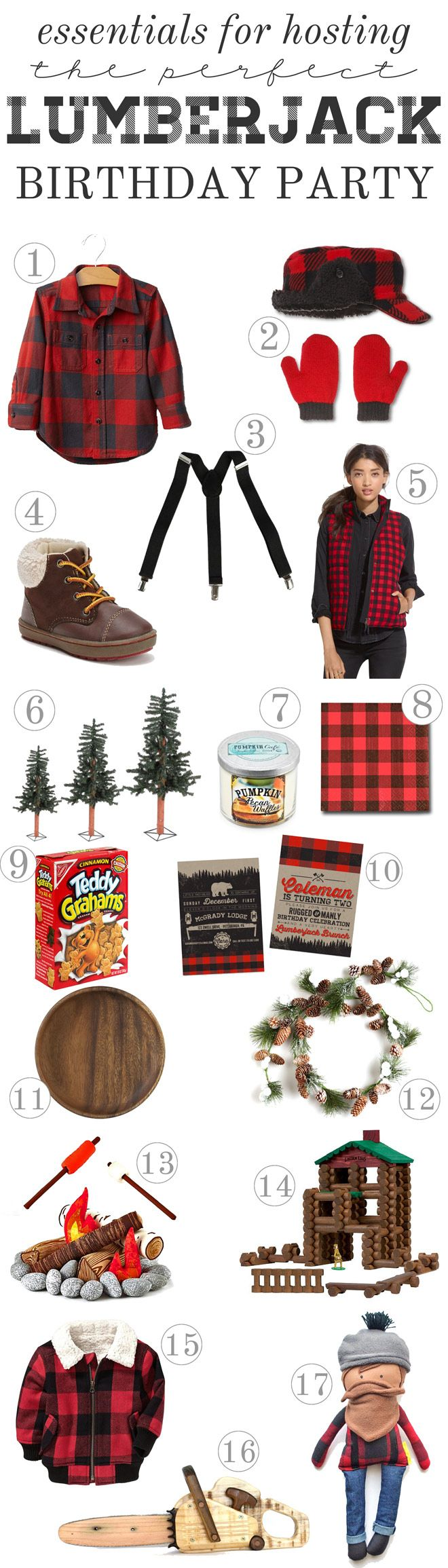 Lumberjack clipart baby lumberjack. Essentials for a mandly