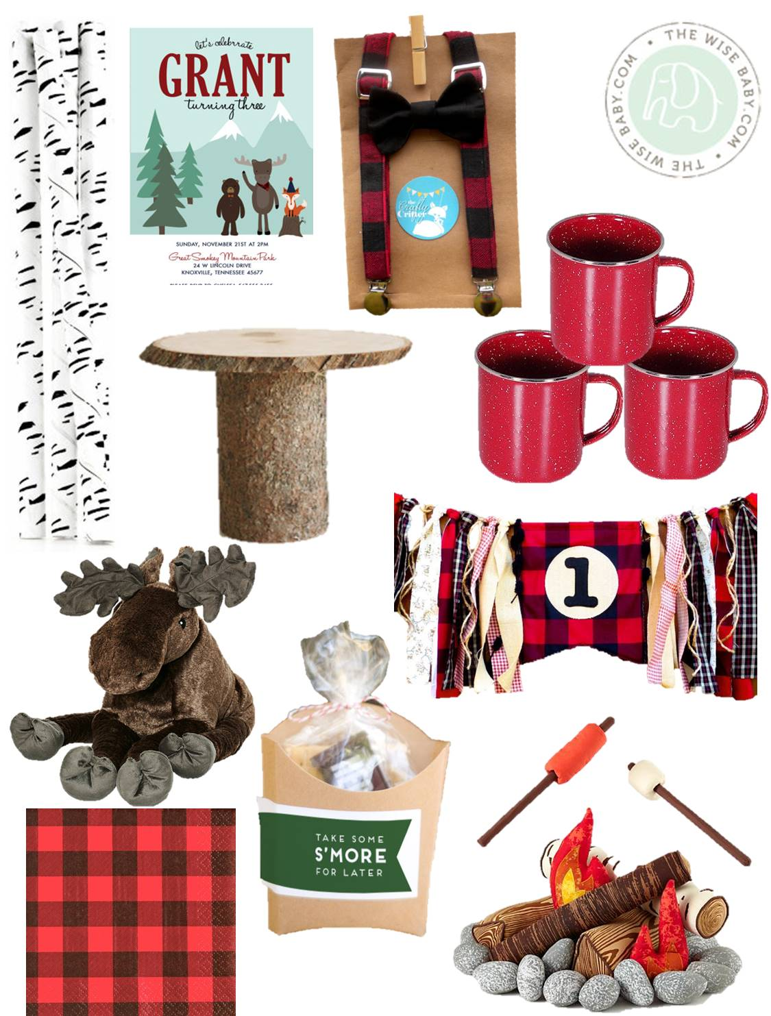 Lumberjack clipart baby lumberjack. Party inspiration the wise