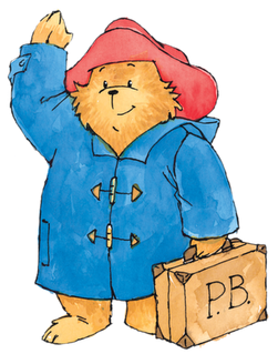 Raincoat drawing hood clipart. All cliparts paddington bear
