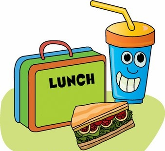 At . Lunch clipart graphic transparent stock