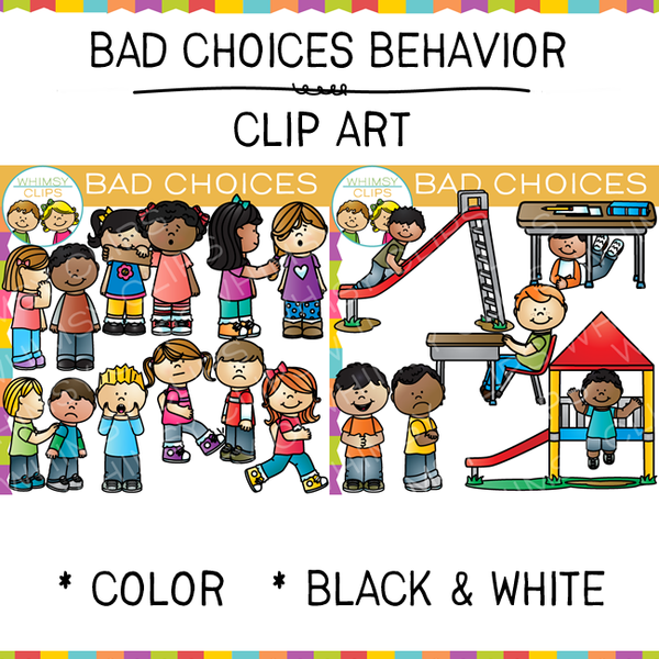 Lunch clipart lunch choice. Bad school clip art