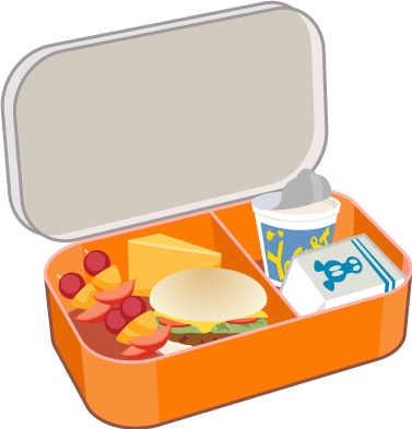 Png clipart dinner. Lunch box free download