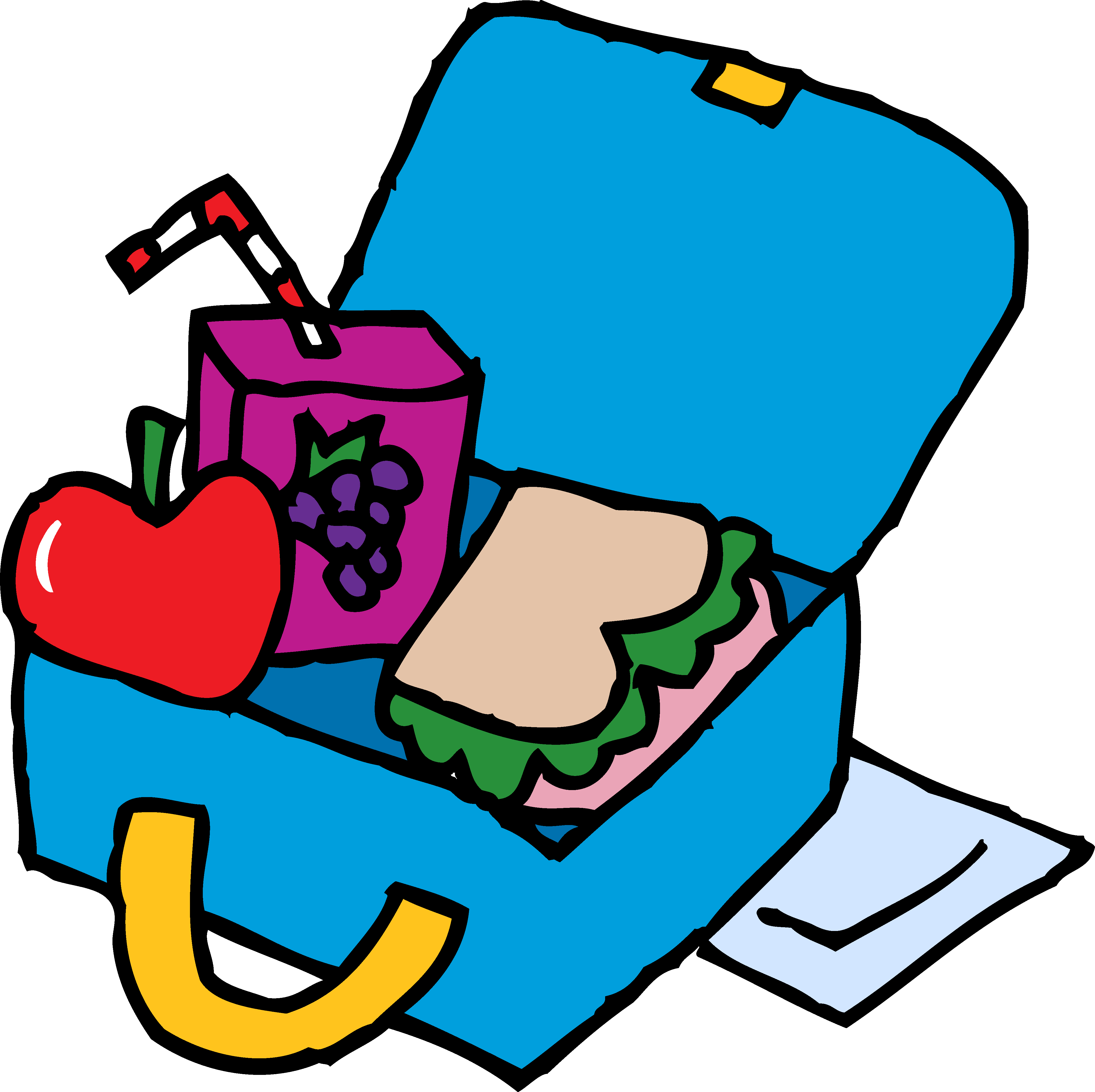 Lunchbox clipart elementary school cafeteria. Lunch at getdrawings com