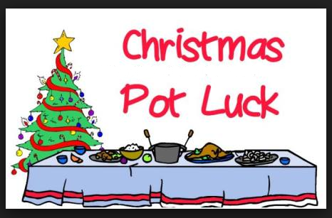 Luncheon clipart breakfast potluck. Holydays lunch pencil and
