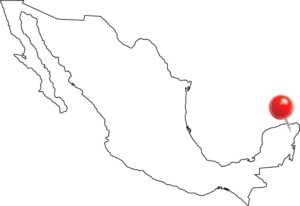 México png outline. Travel by monique celebrating