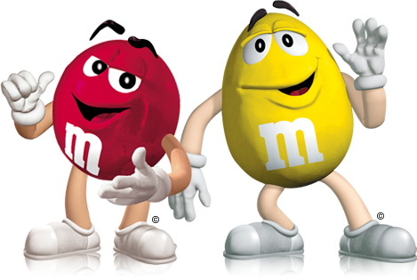 M and m png. Multiplicity of malevolent merchandise