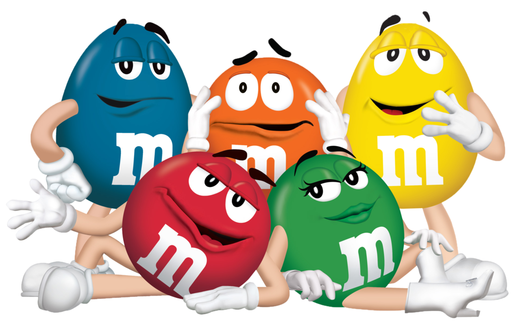 M and m png. Vocabulary
