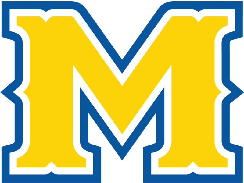 Archivo mcneese state wikipedia. Logo m png banner black and white