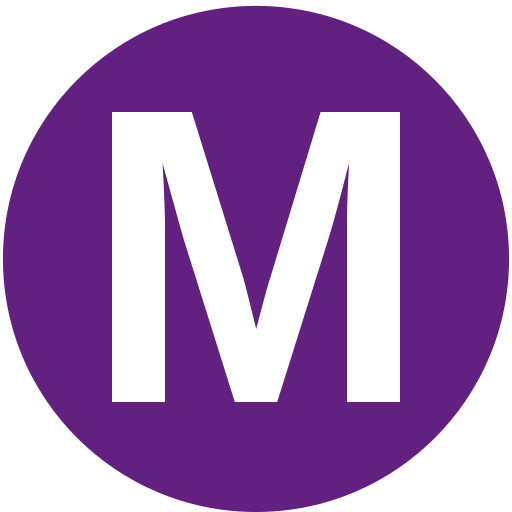 File linea metro medellin. Logo m png vector freeuse library