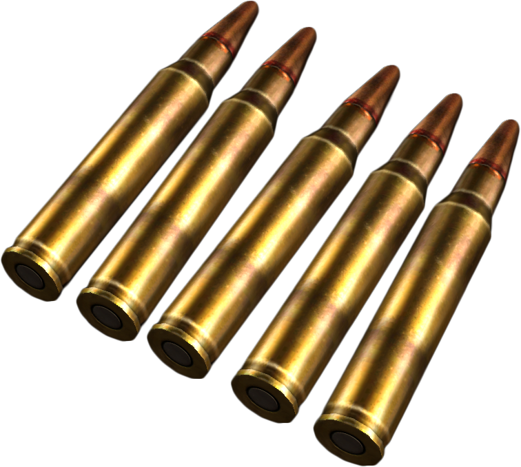M16 bullet png. Mm rounds dayz