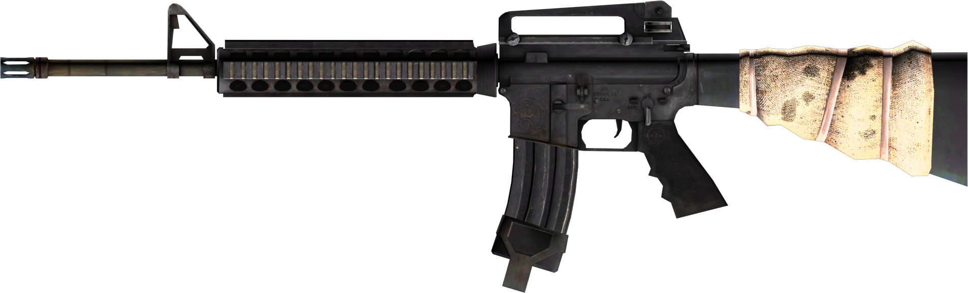 Rifle .png. Assault png images free
