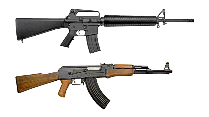 Transparent rifle russian. Download free png m