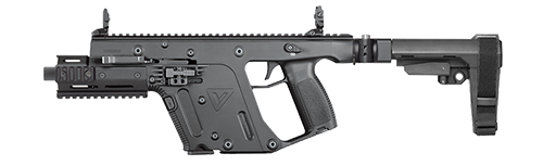 Civilian vector tdi. Kriss usa crb black