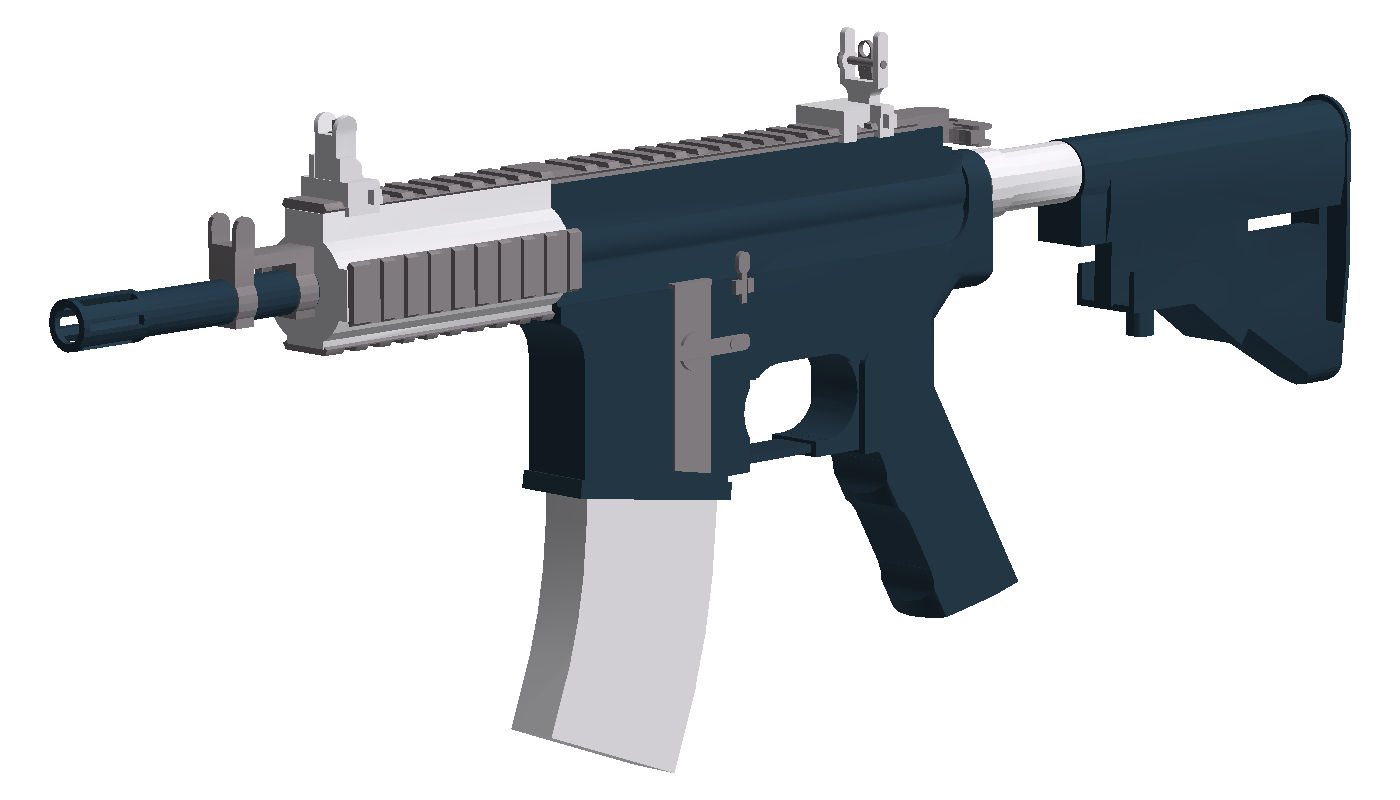 m4 vector sniper rifle