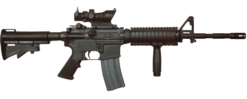 M4 vector carbine. M deadliest fiction wiki