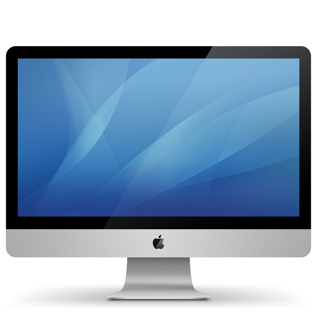 mac transparent computer monitor