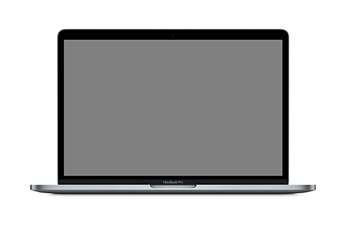 Vector screen mac. Marketing resources and identity