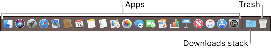 Mac dock png. Use the on apple