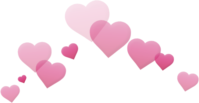 Mac hearts png. Image about cute in