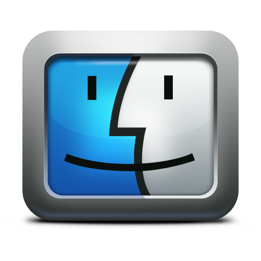 Mac icons png. Os x style by