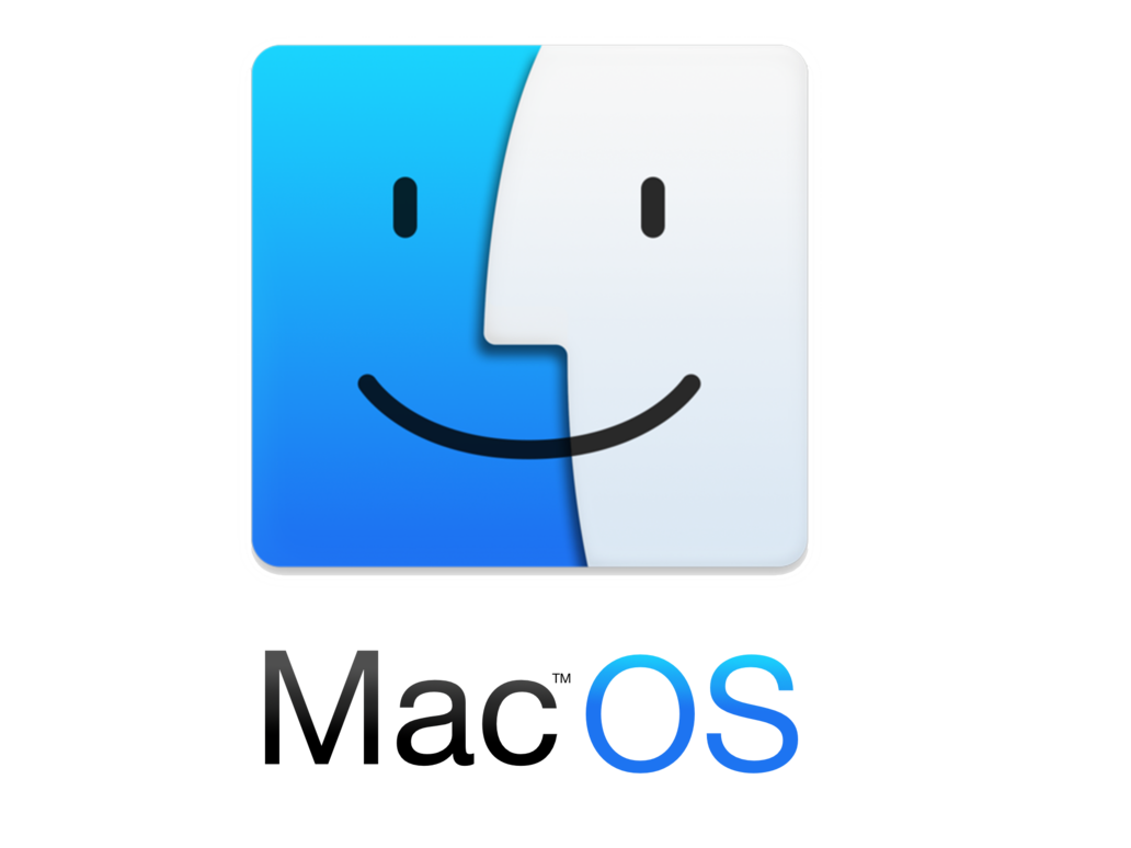 Mac os logo png. Original macos redesigned by