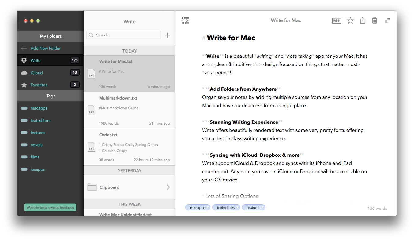 Mac take notes on png. Write for free download