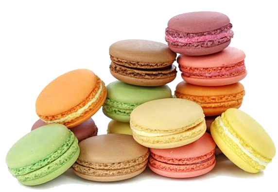 Macaron vector french. Clipart cartoon pencil and