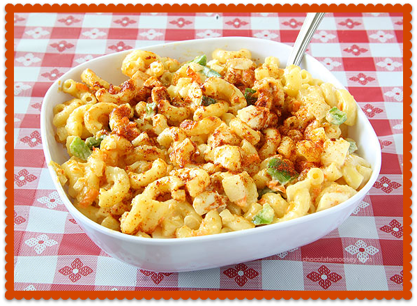 Macaroni salad png. Easy recipes southern for