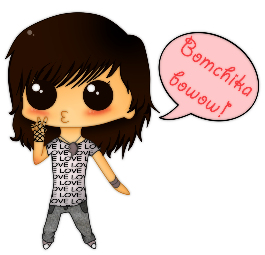 Chibis drawing bff. Chibi by sweet doodo