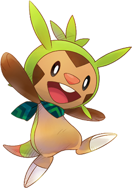 macaroons drawing chespin