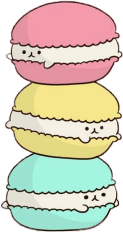 Macaroons drawing clipart. Popular and trending stickers